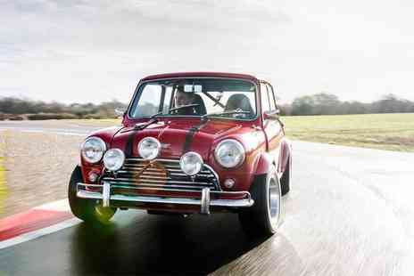 Drift Limits - Italian Job themed Mini Cooper driving experience - Save 51%