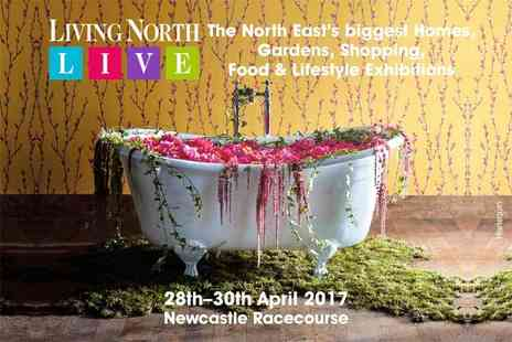 Living North - Two tickets to The Living North Spring Fair - Save 30%