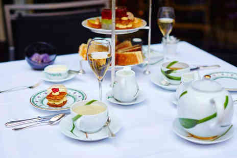 The Vaults - Champagne afternoon tea for two people - Save 36%