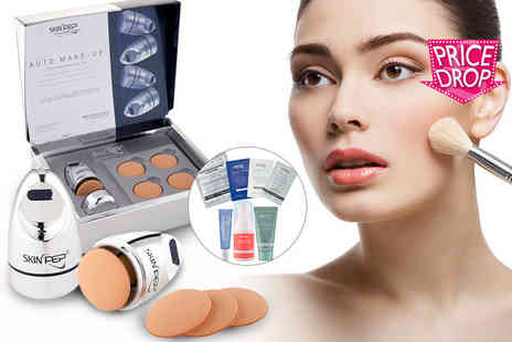 Nutritional Science Solutions - Professional auto makeup applicator plus Get £20 Worth Of Samples - Save 86%