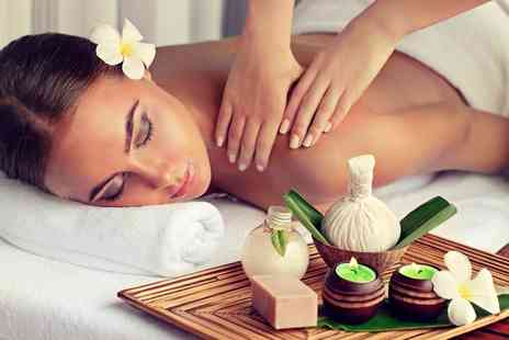 Serenity Salon and Spa - 30 minute deep tissue massage - Save 60%