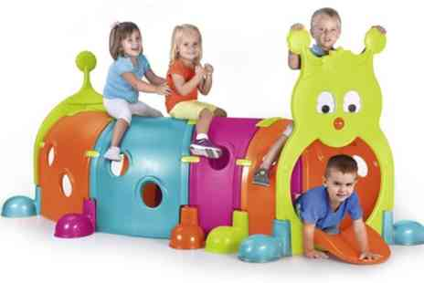 Groupon Goods Global GmbH - Feber Gus Caterpillar Tunnel With Free Delivery - Save 0%