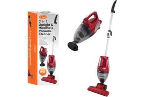 Groupon Goods Global GmbH - Quest Two in One Upright and Handheld Vacuum Cleaner 800W - Save 33%