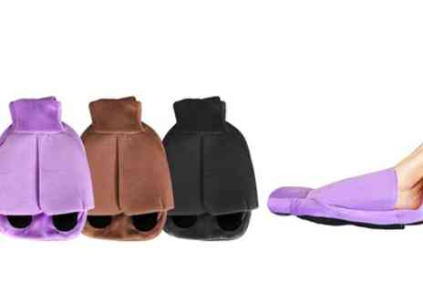 Groupon Goods Global GmbH - ASAB Hot Water Bottle and Feet Warmer - Save 21%