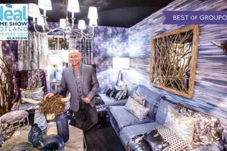 Ideal Home Show - Entry for two adults to the Ideal Home Show - Save 48%