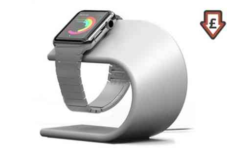Groupon Goods Global GmbH - Aluminium Stand for Apple Watch - Save 70%