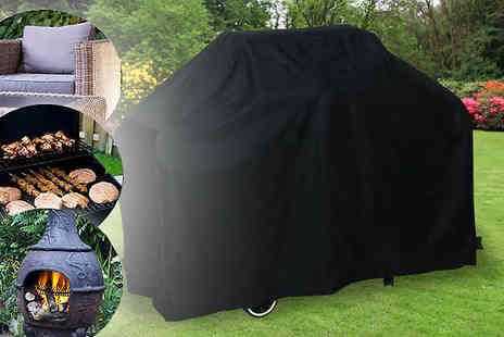 Bazaar me - Waterproof Garden Furniture Cover Two Sizes - Save 67%