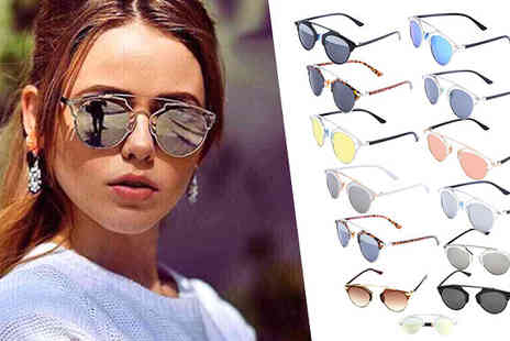 Bazaar me - Cat Eye Sunglasses 13 Colours - Save 83%