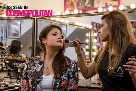 Makeup London Academy - Three hour MAC highlighting and contouring class - Save 71%