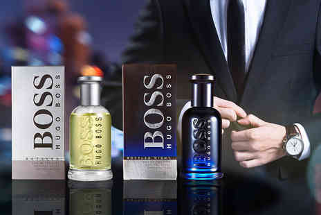 Deals Direct - 30ml or 100ml bottle of Hugo Boss EDT - Save 20%