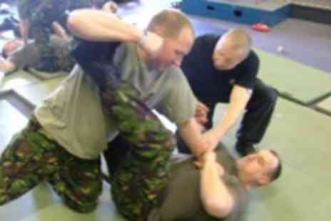 Urban Krav Maga London - Four group Krav Maga martial art classes - Save 50%