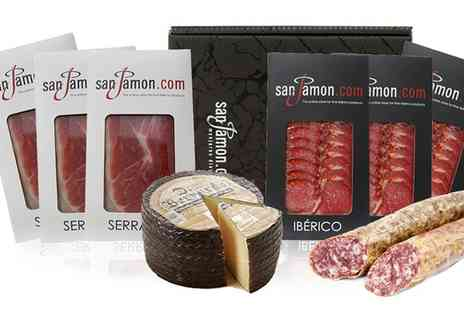Groupon Goods Global GmbH - Ledesma Hamper for With Free Delivery - Save 38%
