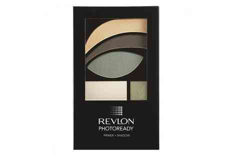 Groupon Goods Global GmbH - One or Two Palettes of Revlon Photoready Primer and Shadows - Save 56%