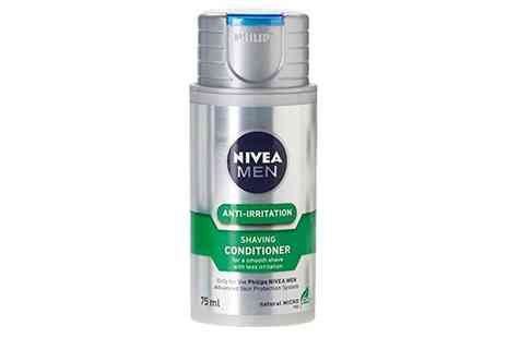 Raion - 1, 2 or 3 Philips Nivea Moisturising Shaving Conditioner Re Fill Cans With Free Delivery - Save 9%