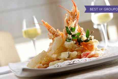 Hilton Liverpool - Two Course Dinner for Two or Four - Save 41%