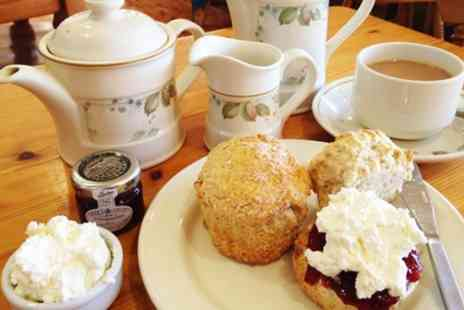 Bridge Farm Barns - Afternoon Cream Tea for Two or Four - Save 50%