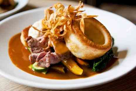 The Coterie - Cotswolds Local Gem Imaginative Sunday Lunch for Two - Save 44%