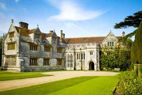 Athelhampton House - Entry to Athelhampton House & Gardens for two adults With Hot Drink - Save 50%