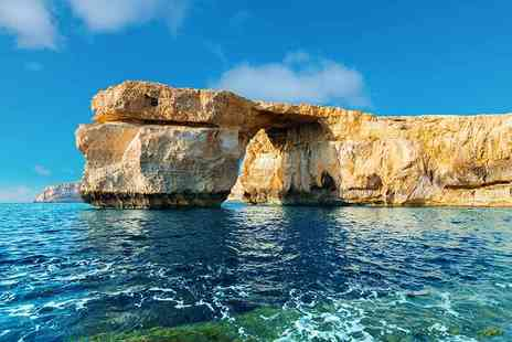 Weekender Breaks - All inclusive three night 4 Star Malta break with flights - Save 33%