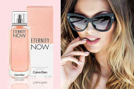 Deals Direct - 30ml bottle of Calvin Klein Eternity Now EDP - Save 31%