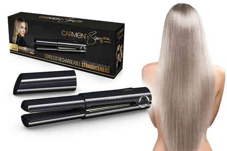 Deals Direct - C81029 cordless hair straightener - Save 19%