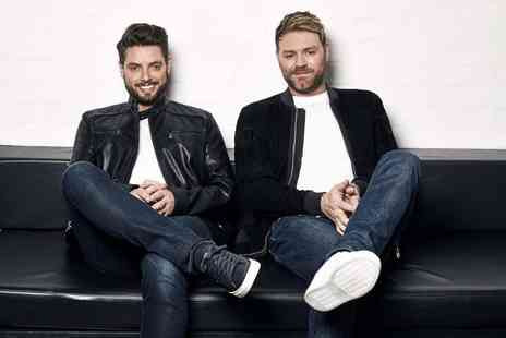 BoyzLife Touring - Boyzlife tour ticket at a choice of seven locations - Save 40%
