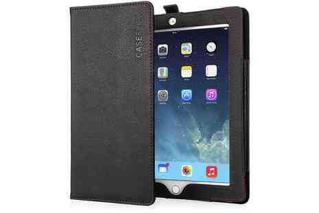 Groupon Goods Global GmbH - PU Leather Case for iPad 2, 3, 4 - Save 40%