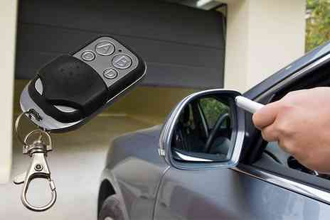Groupon Goods Global GmbH - One, Two or Four Garage Gate Cloning Remote Controls - Save 89%