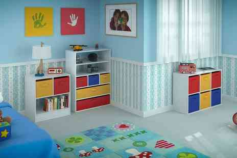 Groupon Goods Global GmbH - Little Monster Multi Coloured Bedroom Furniture - Save 19%