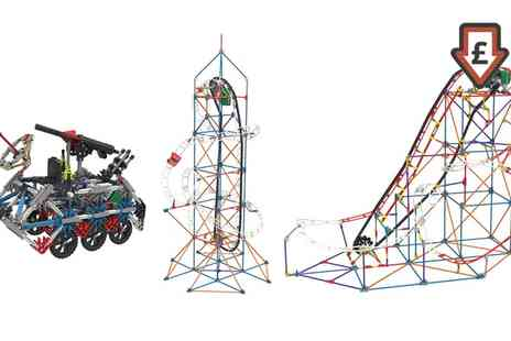Groupon Goods Global GmbH - KNex Roller Coaster - Save 33%