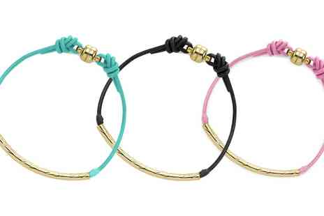 Groupon Goods Global GmbH - Two Childrens Friendship Bracelets - Save 0%