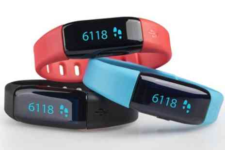 Groupon Goods Global GmbH - Medisana MX3 ViFit Activity Tracker With Free Delivery - Save 0%
