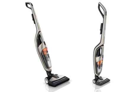 Groupon Goods Global GmbH - Philips Anti Allergen Two In One Lithium Cordless Vacuum Cleaner With Free Delivery - Save 35%