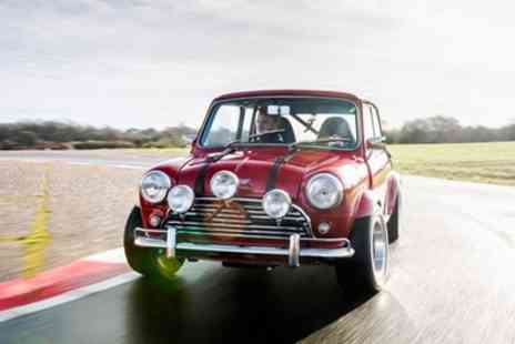 Drift Limits - 14 Lap Italian Job Mini Driving Experience for One or Two - Save 51%