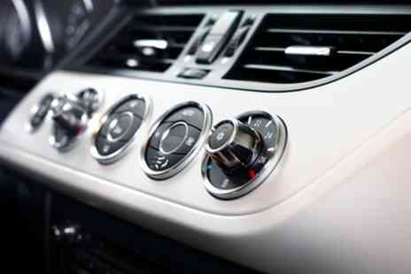 Hazel Grove Auto Centre - Car Air Conditioning Inspection with Re Gas - Save 0%