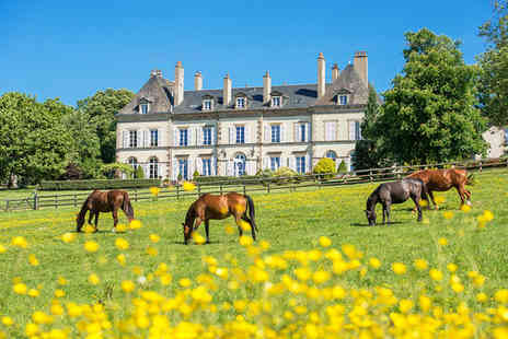 Chateau d Ygrande - Four Star Idyllic Rural Charm - Save 68%
