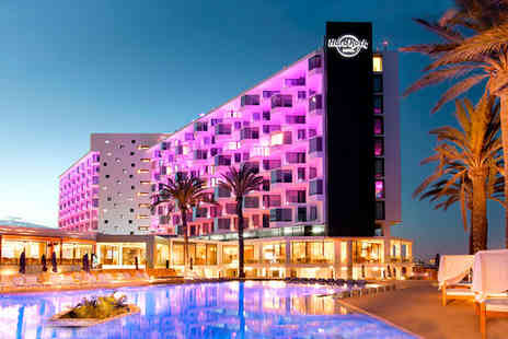 Hard Rock Hotel - Five Star Iconic Hard Rock in the Balearics - Save 45%