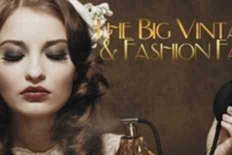 The Bluecoat - Vintage and Fashion Fair at The Bluecoat, Liverpool Two Tickets from UK Fashion Events - Save 50%