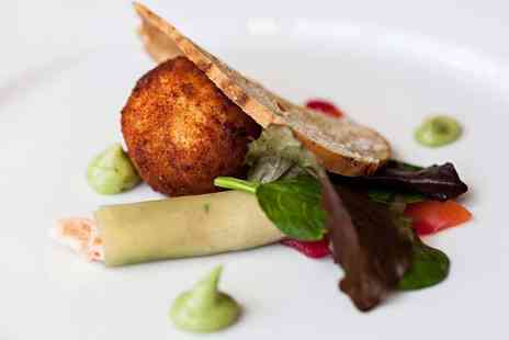 Losehill House Hotel and Spa - Seven course tasting menu for two - Save 46%