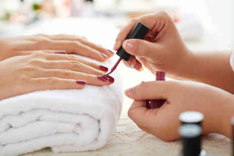 Nailed It Salon & Training Academy - Gel manicure treatment - Save 50%