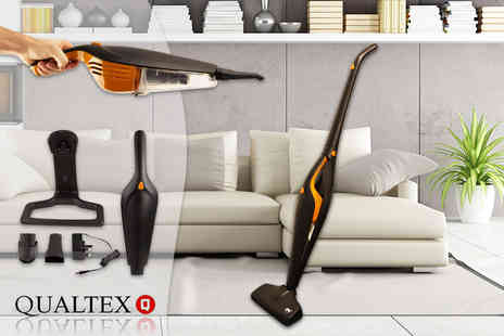 Qualtex UK - Cordless X6 Cyclone vacuum - Save 64%