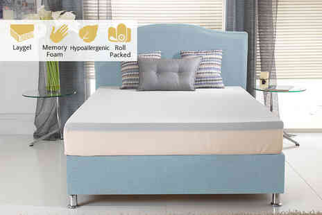 My Mattress Online - Single, small double or double, king or super king size mattress - Save 75%