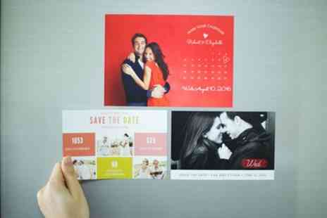 Photobook UK - Identical Save the Date Magnets - Save 55%