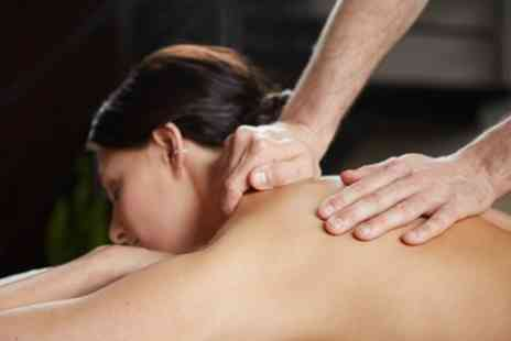 Beauty To Infinity - Aromatherapy Back, Neck and Shoulder Massage with Optional  Express Facial or Full Body Massage  - Save 0%