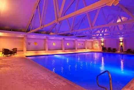 Telford Hotel & Golf Resort - Shropshire Spa Day including Massage & Facial - Save 56%