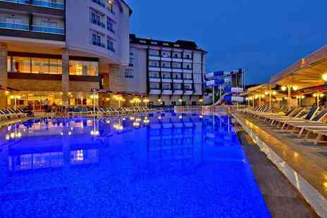 Super Escapes Travel - Seven night, all inclusive Antalya, Turkey stay with flights - Save 44%