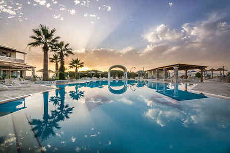 Crystal Travel - Four or seven night 5 Star all inclusive Kos, Greece break including flights - Save 39%