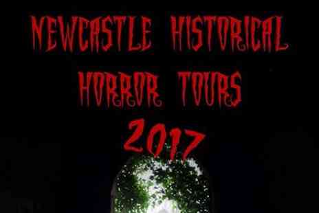 The Historical Combat Company - Castle horror tour for two - Save 20%