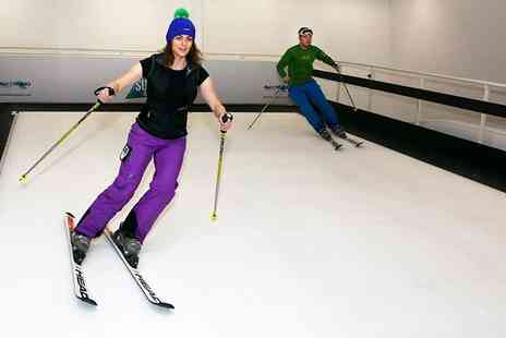 Summit Indoor Adventure - Discover Ski lesson for one person - Save 50%