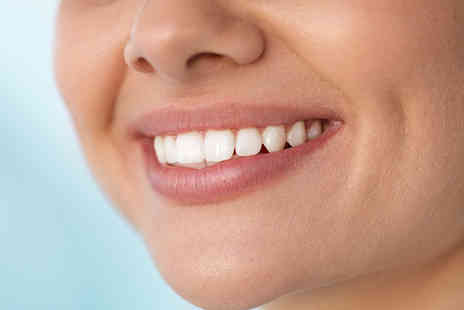 Greenleaves Dental Practice - Dental check up with scale, polish and x rays or include a take home teeth whitening kit - Save 53%